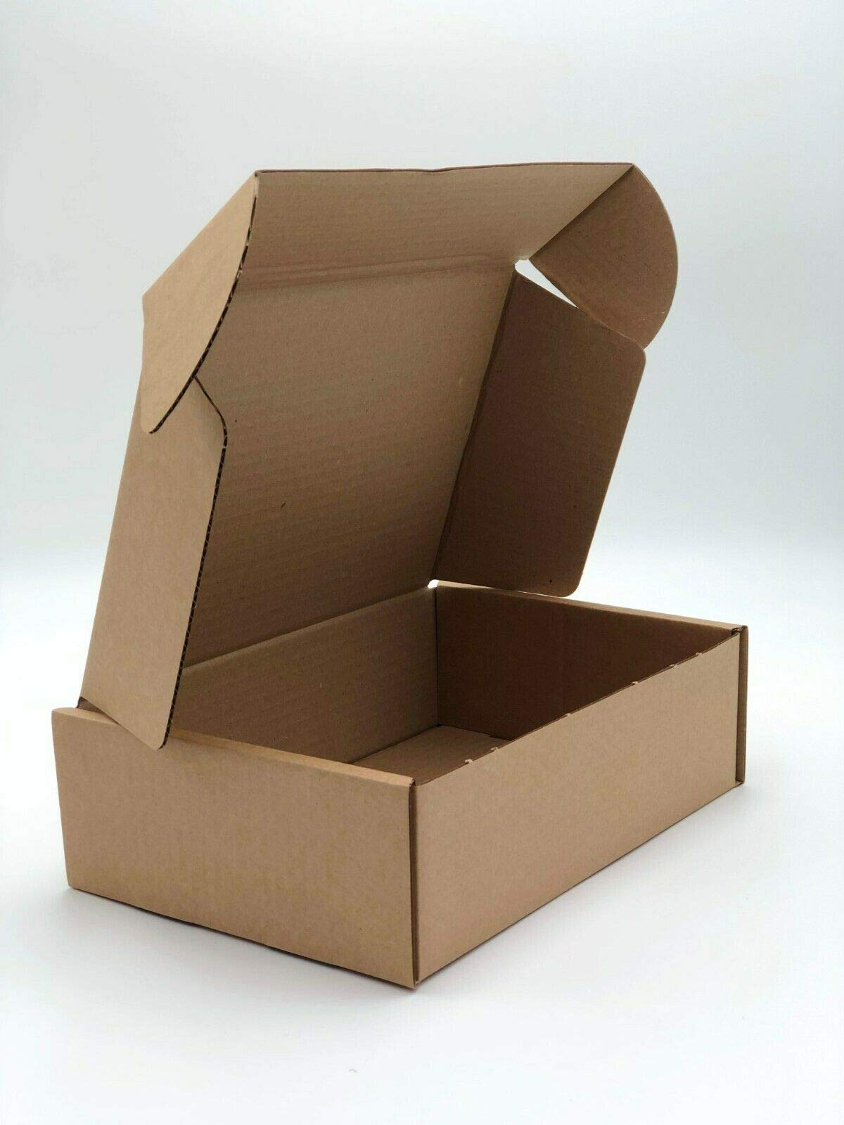 Marrón cajas de transporte regalo presente tamaño del paquete: 15