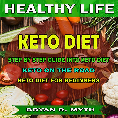 Keto Diet: 3 Manuscripts audiobook cover art