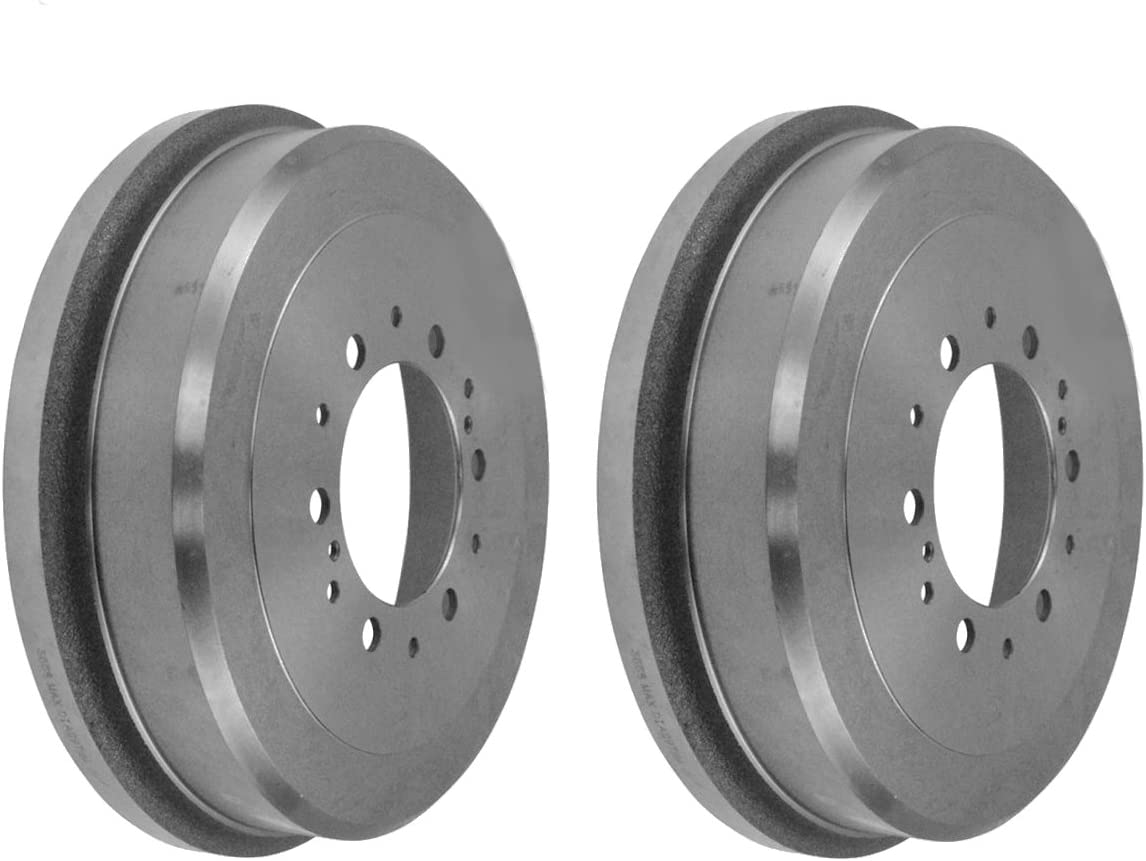 Detroit Axle - New color 6-Lug Rear Disc Drums Replacement Brake for Toyot Super beauty product restock quality top