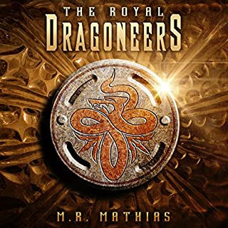 The Royal Dragoneers audiobook cover art