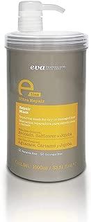 Eva Professional Hair Care E-Line Repair Mask, 1000 ml, Pack de 1