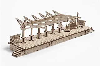 ugears railway platform