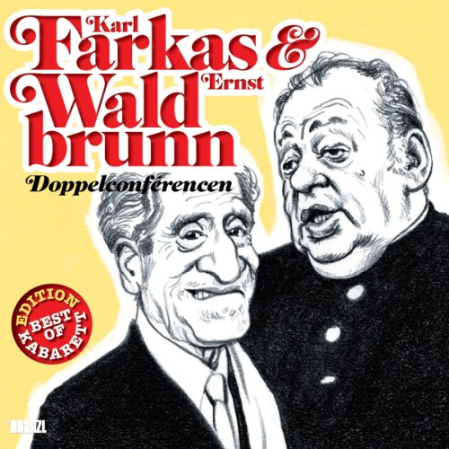 Karl Farkas & Ernst Waldbrunn audiobook cover art