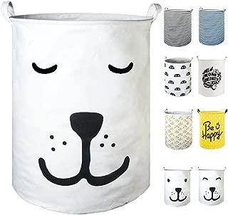 cartoon laundry basket