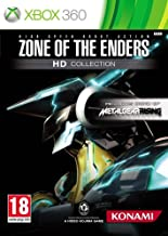 Zone of the enders - collection HD + Metal Gear Rising : Revengeance (démo) [Importación francesa]