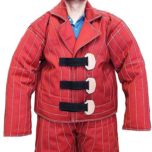 HILASON Large Dog Bite Suit Jacket Body Protection Police Training K9