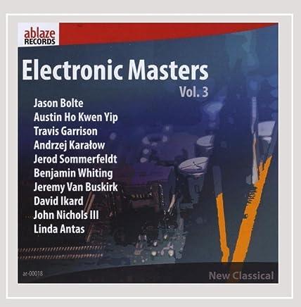 ELECTRONIC MASTERS 3