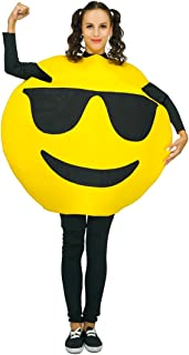 Adult Unisex Emoticon Costumes One Size