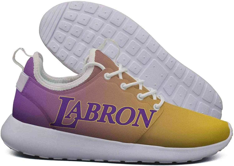 Womens Roshe Two Lightweight Purple_LABRON_Basketball Logo Print Road Running mesh shoes