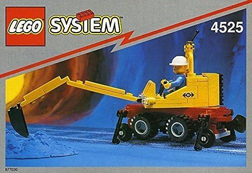 LEGO System Eisenbahn 4525 Schaufelbagger