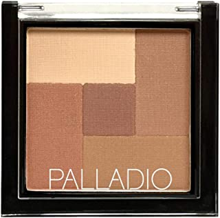 Palladio Herbal Mosaic Powder - 8 gm, Sun Kissed