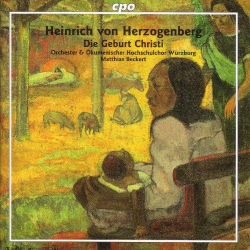 Die Geburt Christi (The Birth of Christ), Op. 90: Ich harre des Herrn, meine Seele harret (Tenor I, Tenor II, Bass I, Bass II, Chorus)