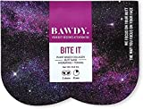 BAWDY Bite It - Plant Based Collagen Butt Mask - Hydrating + Toning Beauty Mask for Your Butt - 2 Sheets, One for Each Cheek - Clean Beauty Mask for Your Butt (2 Sheets - Single Use)