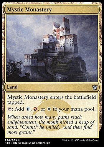 Magic The Gathering - Mystic Monastery (236/269) - Khans of Tarkir