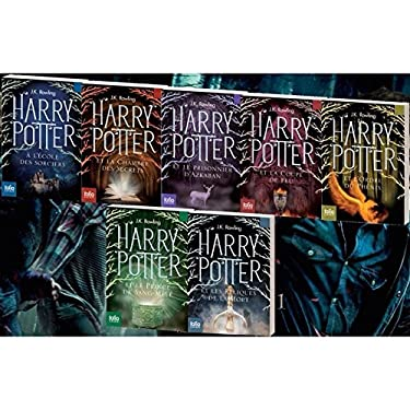 Harry Potter Volumes 1 to 7 in French (French Edition)