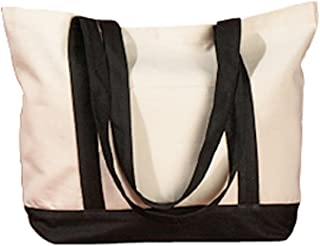 A Product of BAGedge 12 oz. Canvas Boat Tote -Bulk Saving