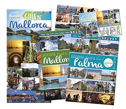 """Guía turística de Mallorca """"Mallorca Experiences Card"""""""