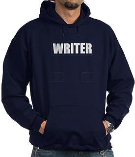CafePress Writer Bullet-Proof Vest Hoodie Sweatshirt