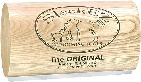 SleekEZ Deshedding Grooming Tool for Dogs, Cats and Horses | Amazon