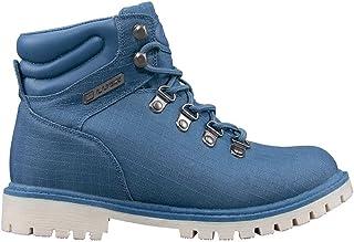 Lugz Women's Grotto II Fashion Boot, Cornflower Blue/Bone, 6.5