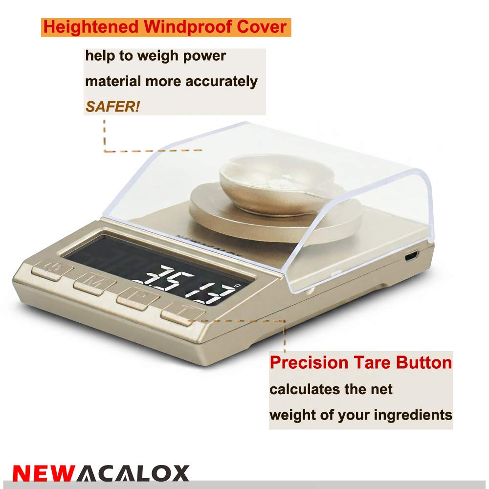 High Precision Portable Multifunction Lab Reload Powder Scales ...
