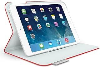 Logitech Folio Protective Case for iPad mini - Mars Red Orange