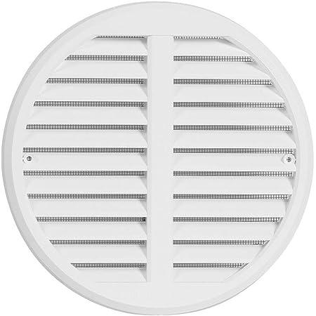 Nicoll gatm160/verstellbar Gitter mit Insekten Mesh an Tube/ /Durchmesser 160/mm