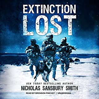 Extinction Lost cover art