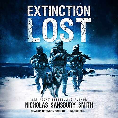 Extinction Lost                   By:                                                                                                                                 Nicholas Sansbury Smith                               Narrated by:                                                                                                                                 Bronson Pinchot                      Length: 1 hr and 42 mins     438 ratings     Overall 4.6