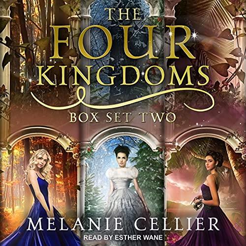 Couverture de The Four Kingdoms Box Set 2