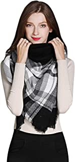 Best plaid christmas scarf Reviews