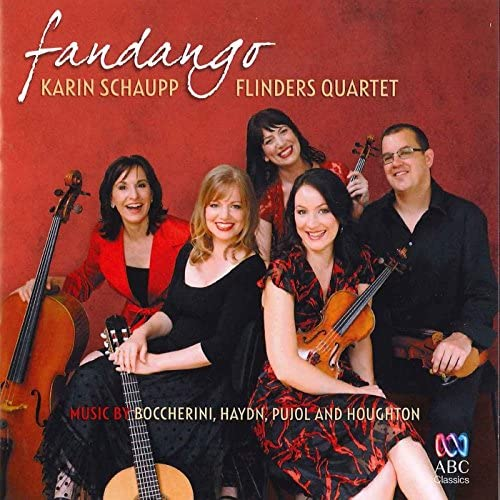 Karin Schaupp & Flinders Quartet