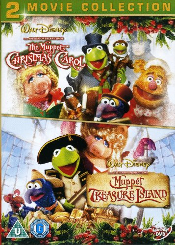 The Muppet Christmas Carol / Muppet Treasure Island [DVD]