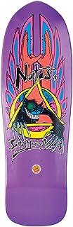 SMA Re-Issue 滑板老式学校甲板 Natas 邪恶猫金属紫色 10.1 英寸