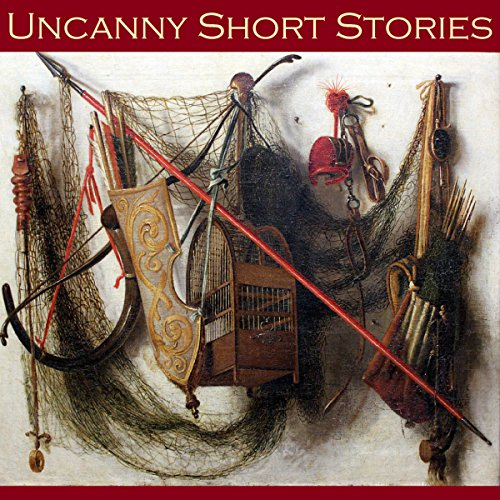 『Uncanny Short Stories』のカバーアート