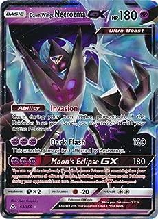 Dawn Wings Necrozma GX - 63/156 - Ultra Rare