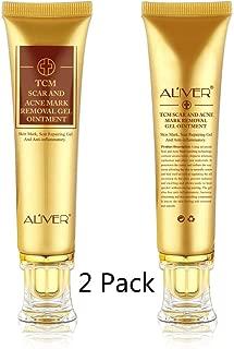 2 Pcs TCM Scar Removal Cream, Skin Repair Face Cream Acne Spots Acne Treatment Blackhead Whitening Cream Stretch Marks 30ml