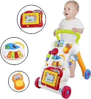 Trotteur multifonctionnel pour bébé chariot chariot Walker