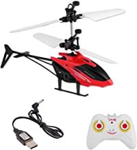 Vikas gift gallery Exceed Induction Flight Electronic Radio RC Remote Control Toy Charging Helicopter Toys with 3D Light T...
