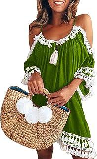 d008eb75f7a Amazon.fr   Maxi robe - TU   Robes   Femme   Vêtements