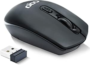 Wireless Computer Mouse,2.4G Wireless Optical Mouse with USB Receiver, Easy Click for Office and Home Mice,3 Adjustable DP...