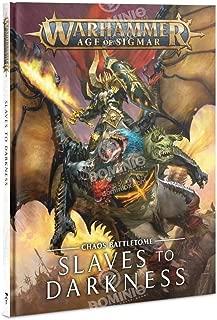 Games Workshop Warhammer Age of Sigmar Battletome: Slaves to Darkness