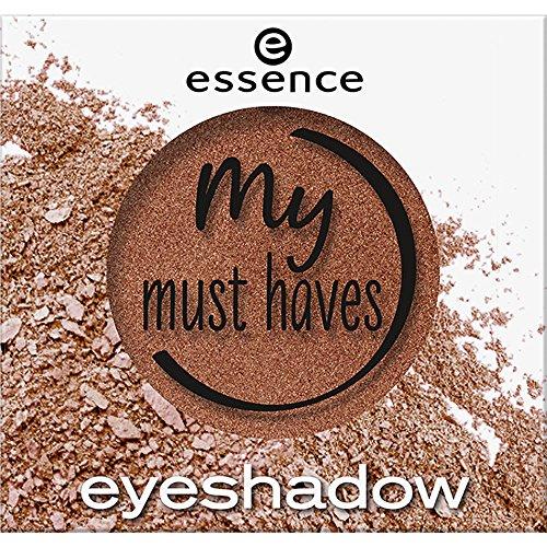 Essence Augen Lidschatten My Must Haves Eyeshadow Nr. 03 Miss Foxy Roxy 1 g
