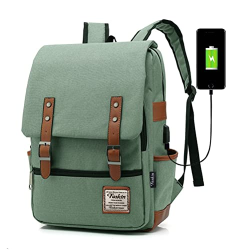 fda2a7d07e4d Professional Laptop Backpack with USB Charging Port
