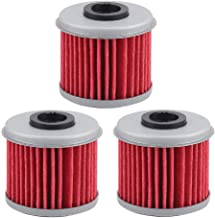 Stainless Steel Reusable Oil Filter Honda CRF450R CRF450X CRF 450 R X 02-12