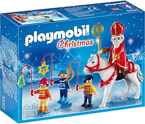 Playmobil 5593 - Grande Sfilata di Natale, Multicolore
