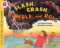 Flash, Crash, Rumble, and Roll (Let's-Read-and-Find-Out Science 2)