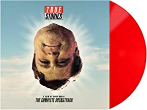 David Byrne - Talking Heads Complete True Stories Soundtrack Exclusive Red Vinyl LP