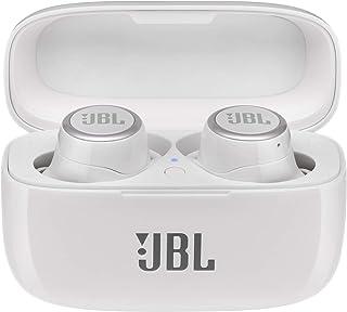 JBL Live 300TWS - Truly Wireless Bluetooth in-Ear Headphones, in White