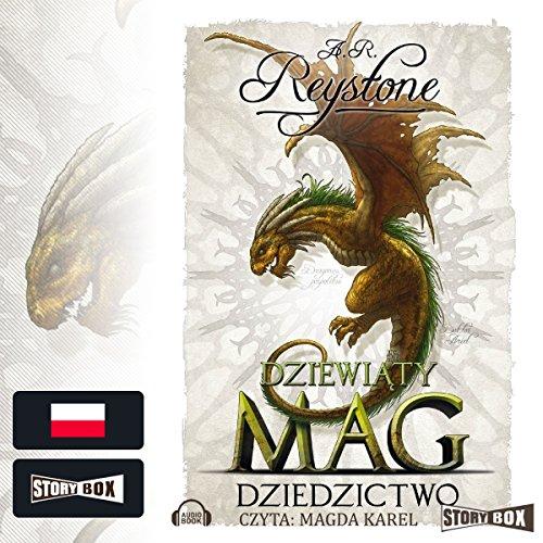 Dziedzictwo (Dziewiaty Mag 3) cover art